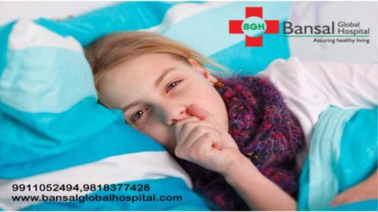 5 Important Steps to Fight Cough in Children.