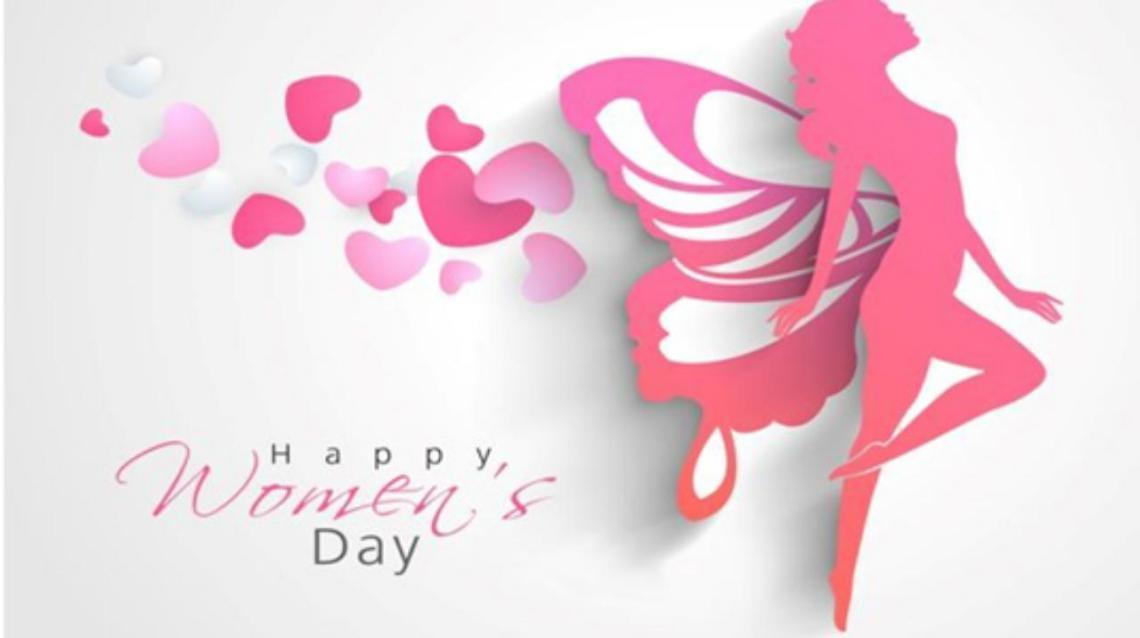 Wish You a Very Happy Women's Day 2018