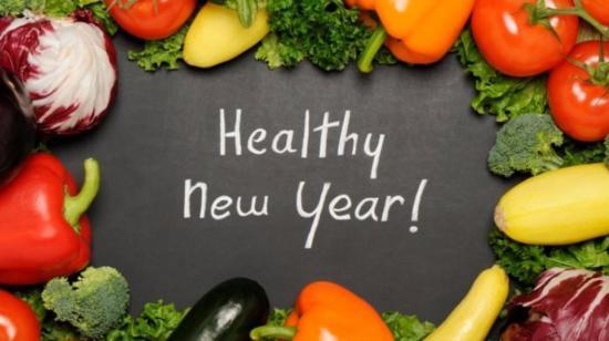 New Year Resolutions for a Healthy You!!
