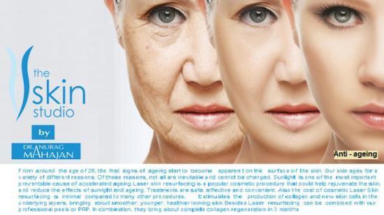 Get Younger Looking Skin With Laser Skin Rejuvenation