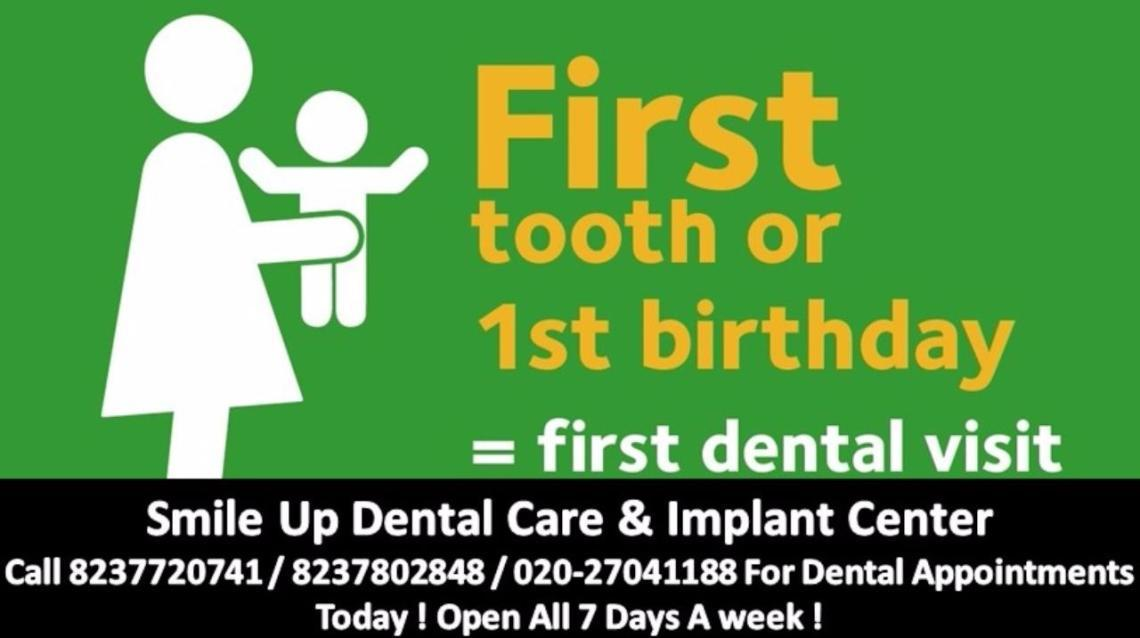 Your Baby's First Dental Visit