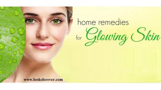 Healthy Skin: Home Remedies