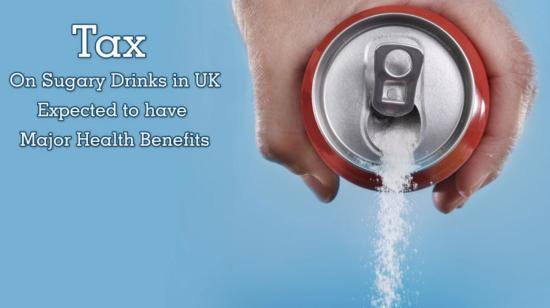 Tax on Sugary Drinks in Uk Expected to Have Major Health Benefits