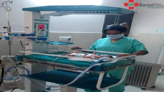 Congratulations to the Nicu Nursery Team of Bansal Global Hospital