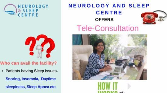 Having Sleep Issues & Unable to Visit to Doctor-Telemedicine Is the Solution.
