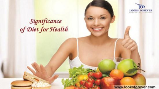 Significance of Diet for Health