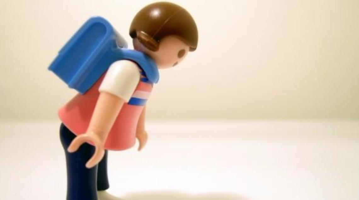 Back Pain in Children Associated With Backpack.