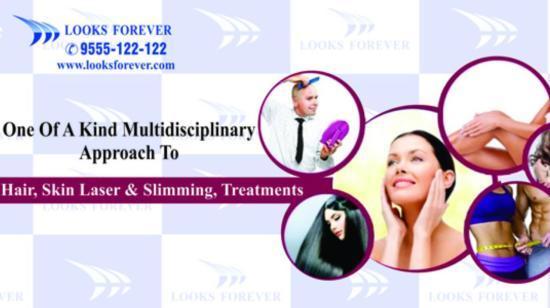 Looks Forever Hair, Skin, Laser, & Slimming Aesthetic Clinic