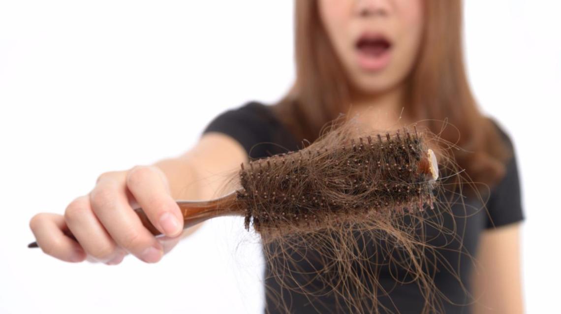 Hair Fall Why Worry .....