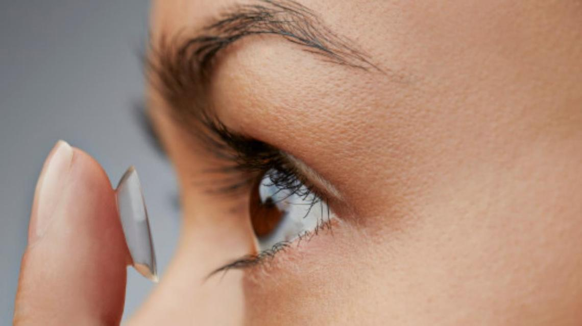 Are You Using Contact Lenses and Having Dry Eyes?