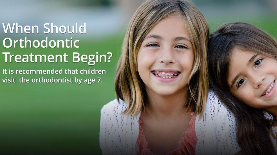 When Is the Time Right for Your Child's First Orthodontic Visit?