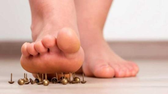 Diabetic Foot: A Common Complication of Long-Standing Diabetes