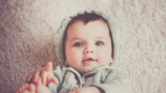 Baby at 4 Months Development