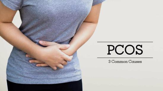 Pcos - 3 Common Causes