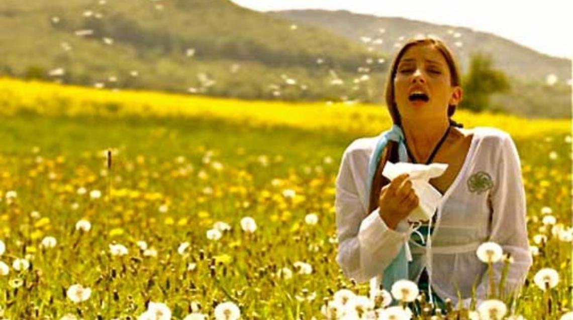 Symptoms of Pollen Allergies in Spring Season