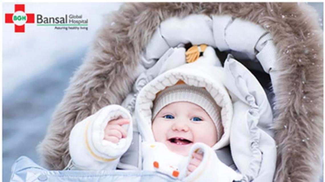 How to Take Care of Your New Born Baby in Winters