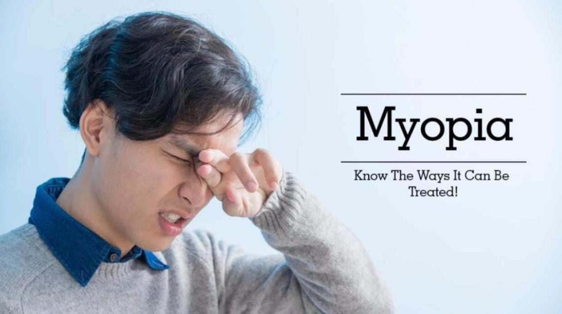 Myopia - Know the Ways It Can Be Treated!