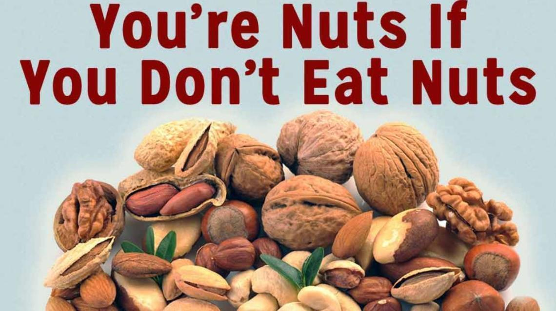 5 Health Benefits of Eating Nuts
