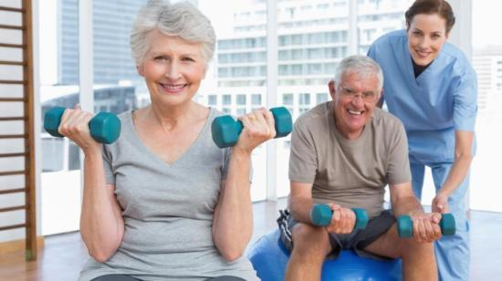 Old Age and Exercises