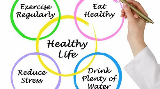 Tips to Live a Healthier Life!!