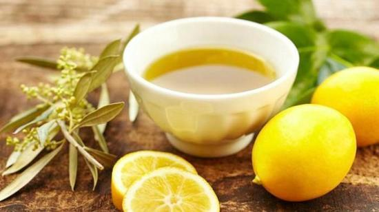Health Benefits of Olive & Lemon