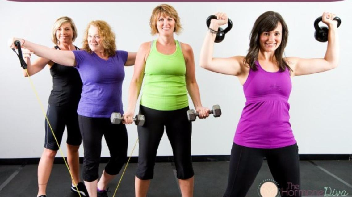 Exercises to Win War Against Pcos