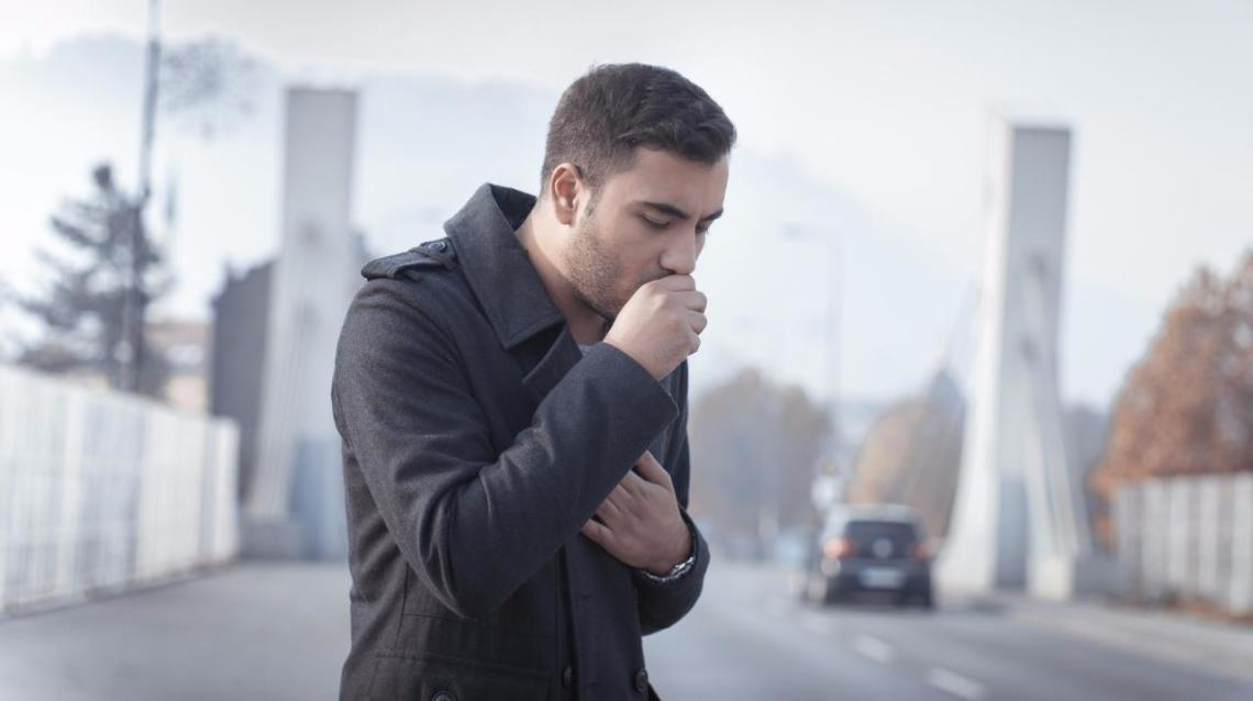 Persistent Cough :Causes & Cure