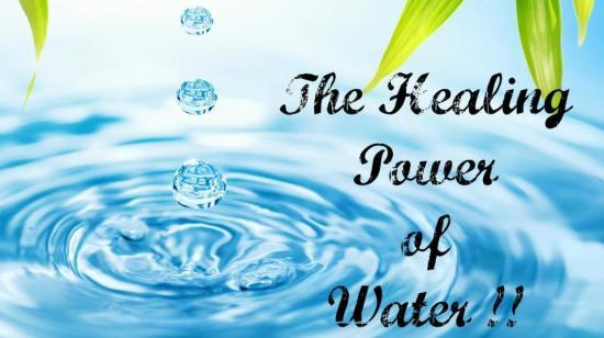 The Healing Power of Water!