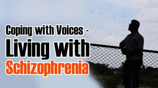Coping With Voices- Living With Schizophrenia