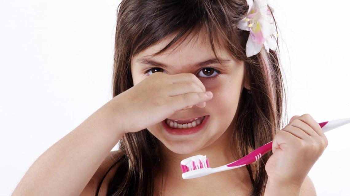 Kids and Halitosis or Bad Breadth
