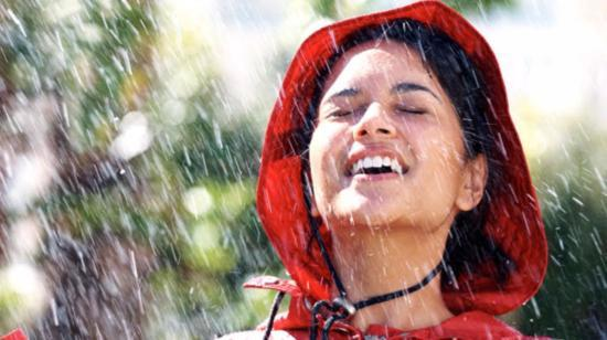 Effect of First Acid Rain ( First Showers) on Hair
