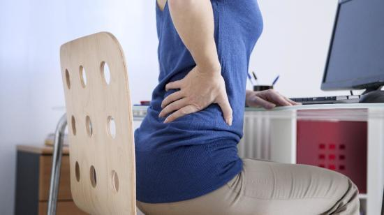 Early Death by Back Pain? There's a 13% chance!