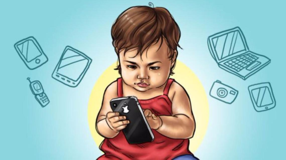 Dealing With Your Child's Addiction to Gadgets