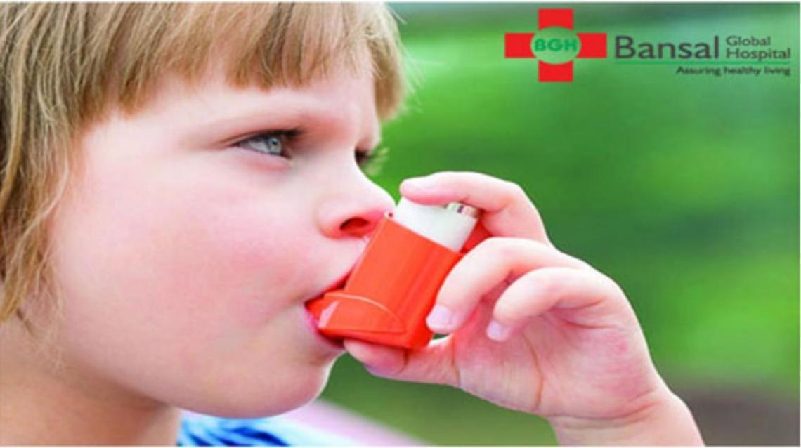 Asthma Clinic at Bansal Global Hospital