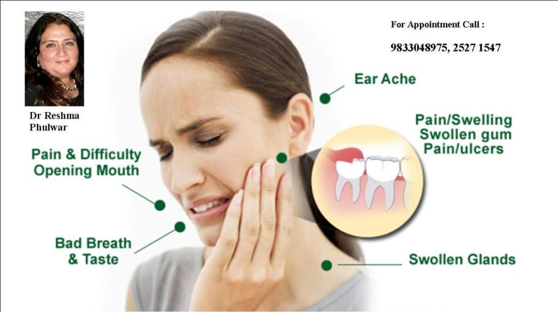 Oral / Dental Symptoms You Should Not Ignore