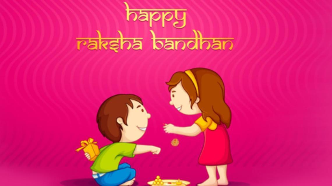 Happy Raksha Bandhan to All Brothers and Sisters in the World! <3