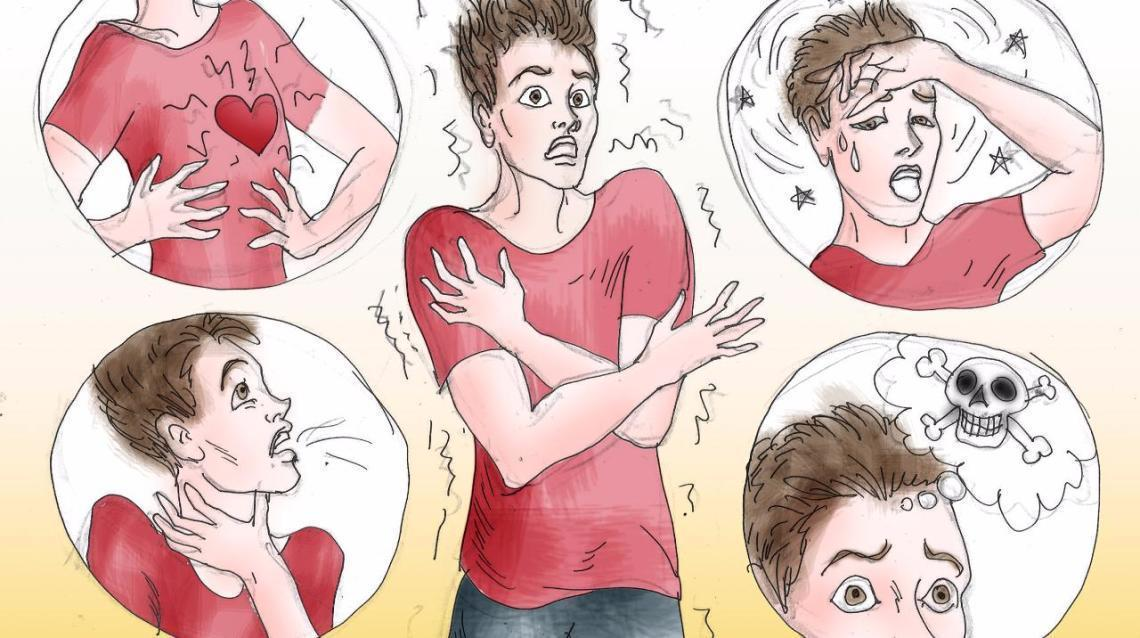 Self Help Tips to Manage Panic Attacks