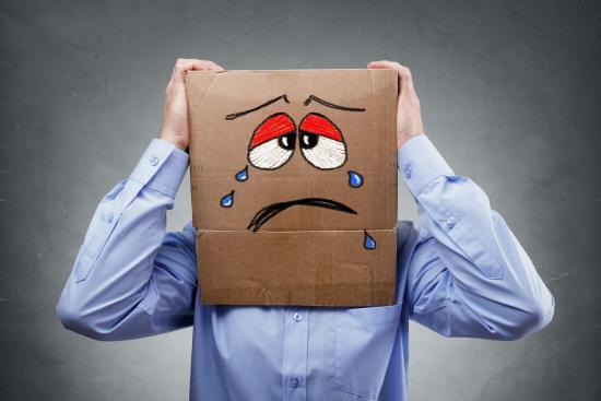 Depression, Anxiety, Frustration, Cluastrophobia