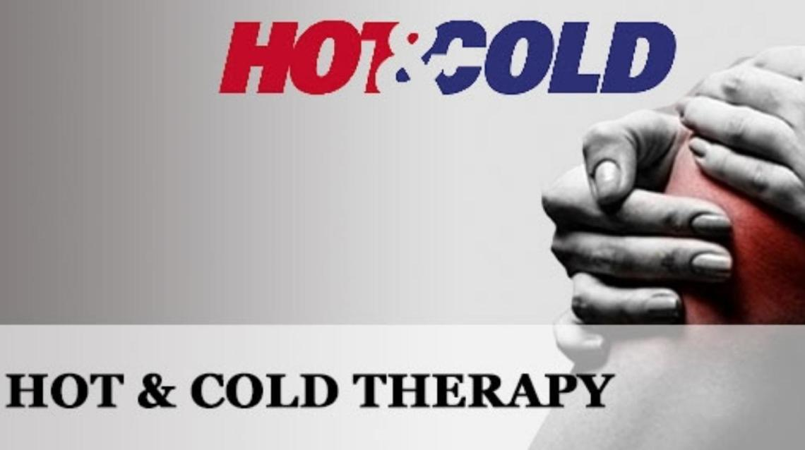 Heat and Cold Therapy for Arthritis Pain