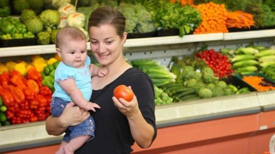 Benefits and Healthy Food Tips for Breastfeeding