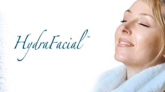 The All-in-One Treatment: Hydrafacial