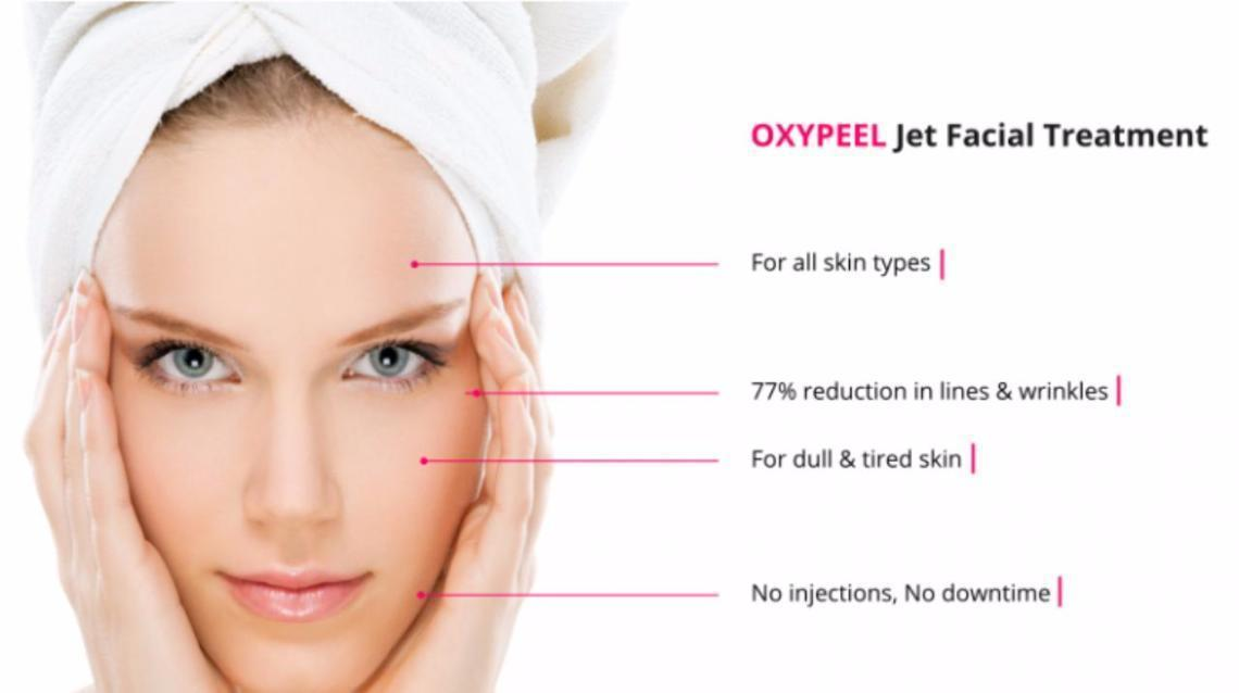 Oxypeel Jet Facial Treatment