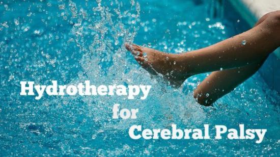 Hydrotherapy Helps Children With Cerebral Palsy