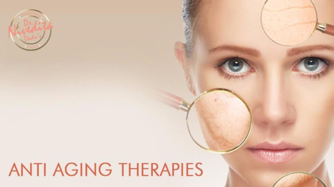 Confused What Anti Aging Treatment Will Be Suitable for You ?