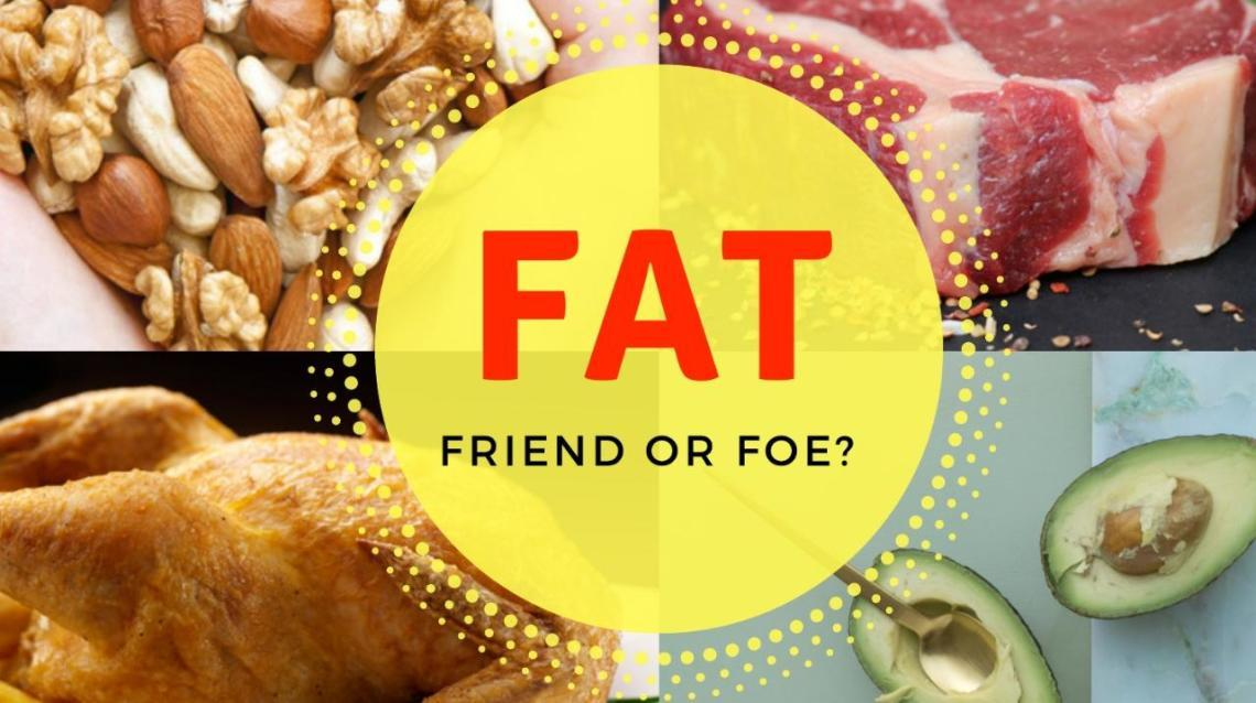 Fat - Is It Healthy?!