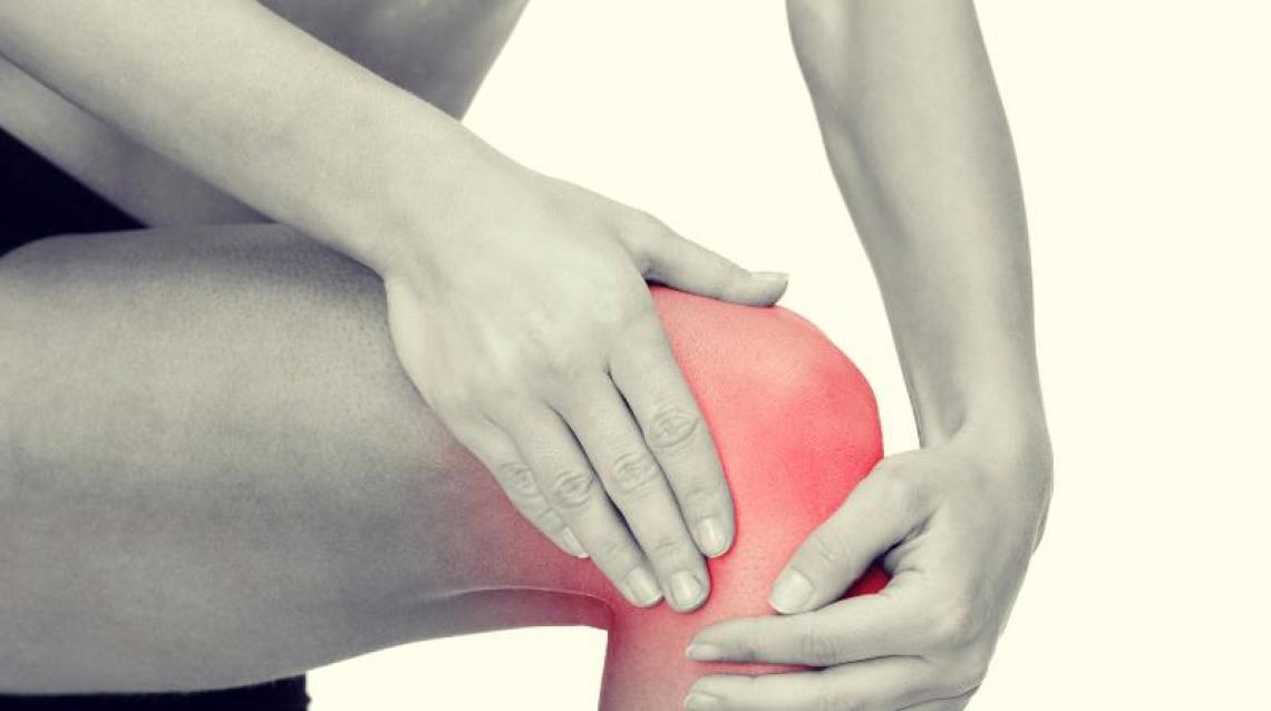 Knee pain in a 33 year old