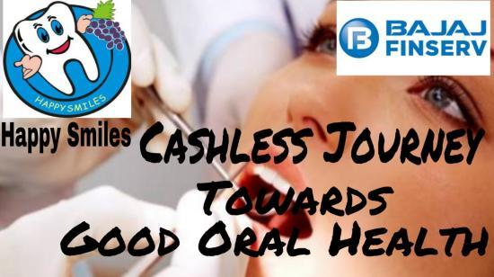 Cashless Journey Towards Good Oral Health
