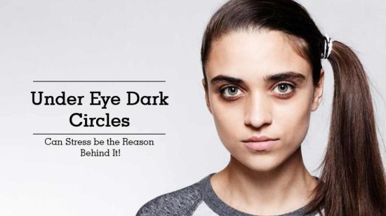 Under Eye Dark Circles - Fighting the Menace