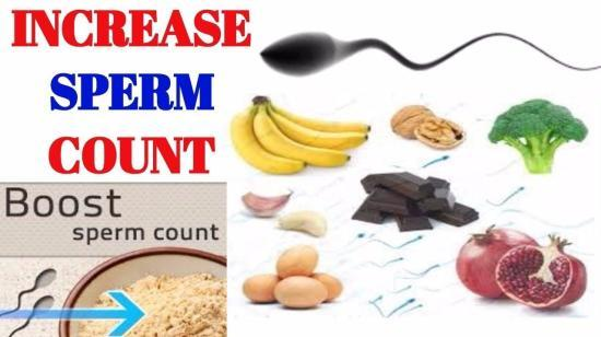 Increasing Low Sperm Count and Improving Male Fertility
