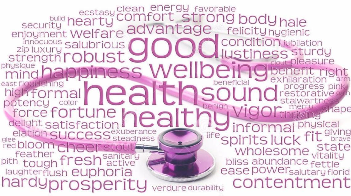 Are You in the Pink of Health